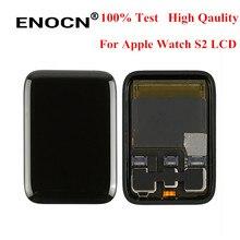 ENOCN หน้าจอ LCD สำหรับ Apple นาฬิกา2จอ LCD S2แผงสัมผัส Digitizer Assembly สำหรับ Apple Watch Series 2 pantalla LCD