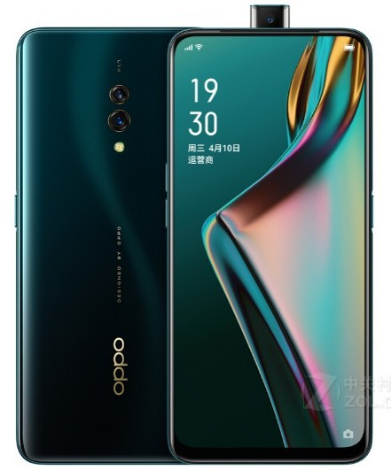 "Original Oppo K3 4G LTE Mobile Phone Snapdragon 710 Android 9.0 6.5"" 2340X1080 8GB RAM 256GB ROM 16.0MP Fingerprint Face ID 2"