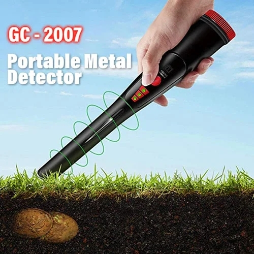 Metal Detector Underground gold pinpointer gp pointer finder all search digger kit tester detecting machine metaldetector mine 1