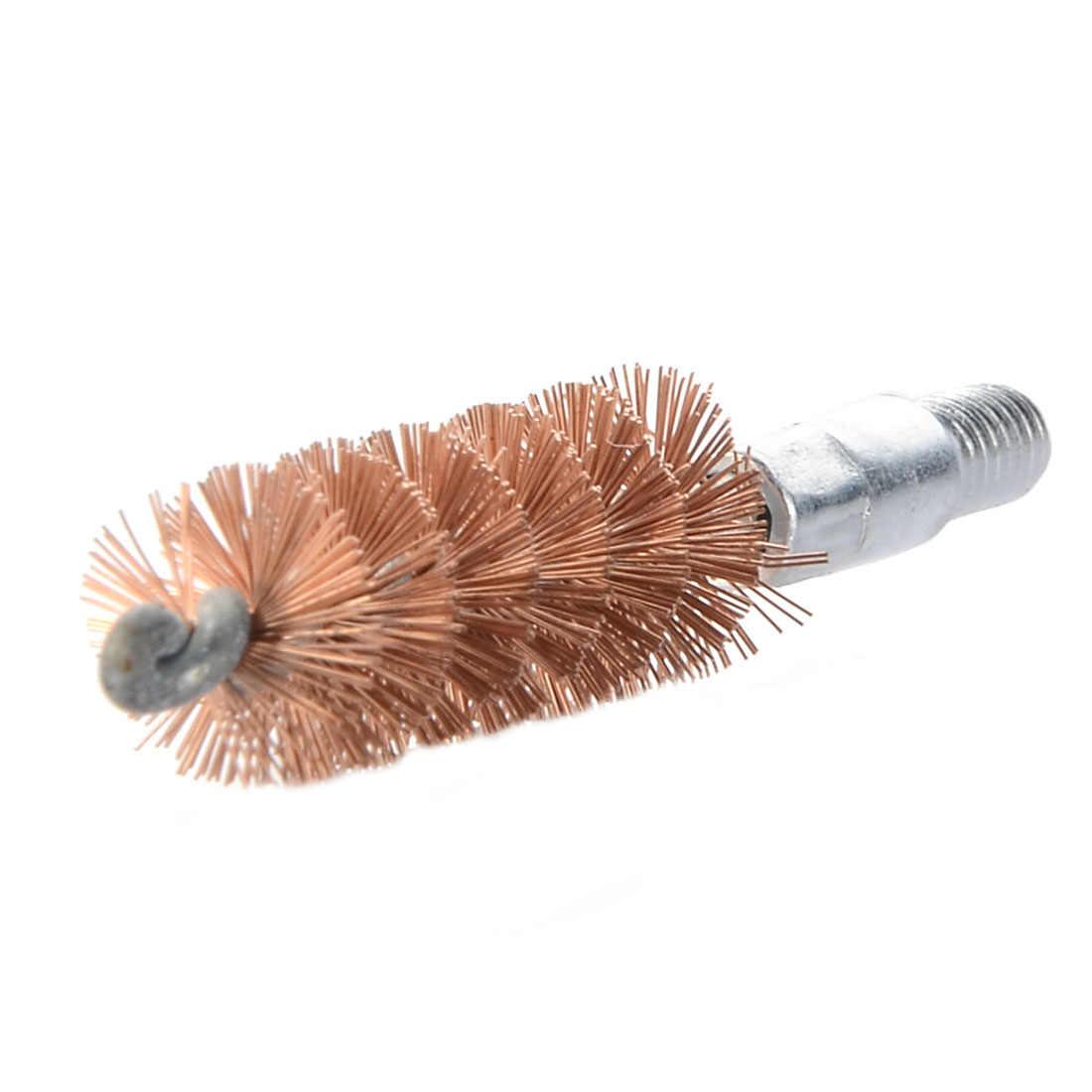 9mm מברשת ניקוי חוט מברשת נקי מברשת זרחן ברונזה נשא מברשות ציוד ציד חדש Dropshipping