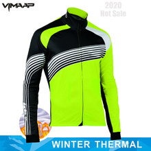 Winter Thermal Fleece 2020 Pro team ASTANA Cycling Jersey Long MTB Cycle Clothing Sportswear Mountain Bike Clothes ropa ciclismo
