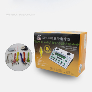 Image 5 - Electric Acupuncture Stimulator Machine Electrical nerve muscle stimulator 6 Channels Output Patch Massager Care KWD808 I