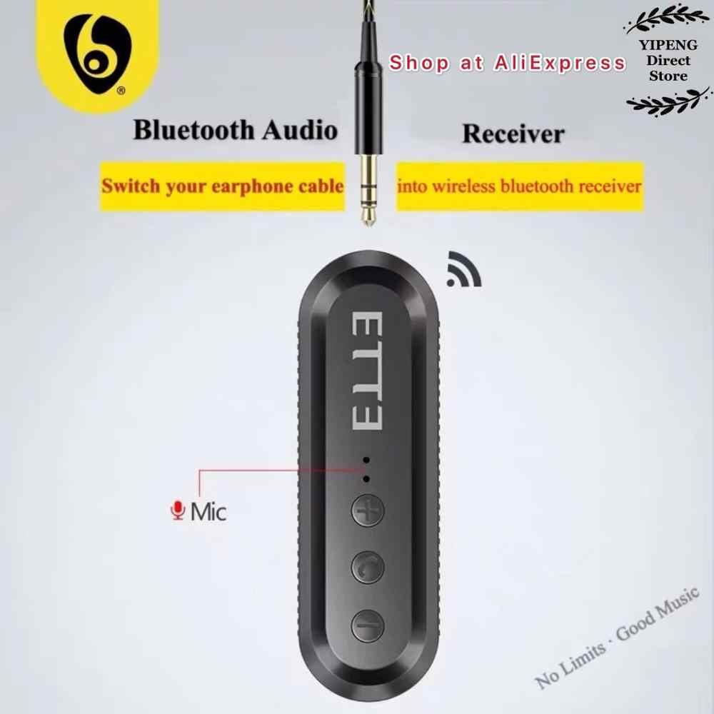 Ovleng M6 bluetooth transimitter 受信機ワイヤレスアダプタ 3.5 ミリメートル受容カーオーディオスピーカーとして MP3-player ウォークマン