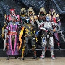 """McFarlane Toys DESTINY 7 """"di Ferro Banner Hunter Titano del Re Autunno Warlock Action Figure Modello di Milioni di Fabbro Shader Bungie gioco"""