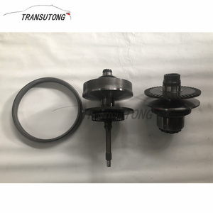 Image 1 - CVT 722.8 Transmission Pulley Chain Steel Kit For Mercedes A Class B Class 04 up 722.8