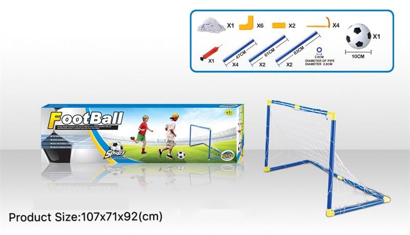 Sport Voetbal Speelgoed Kleine Binnen En Buiten Voetbal Deur Kinderen Sport Casual Speelgoed Kraam Speelgoed - 3