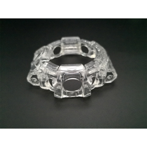 Image 3 - Bracelet et lunette de montre en Silicone, pour GW9400 bracelet de montre, bracelet Transparent et boîtier avec outils