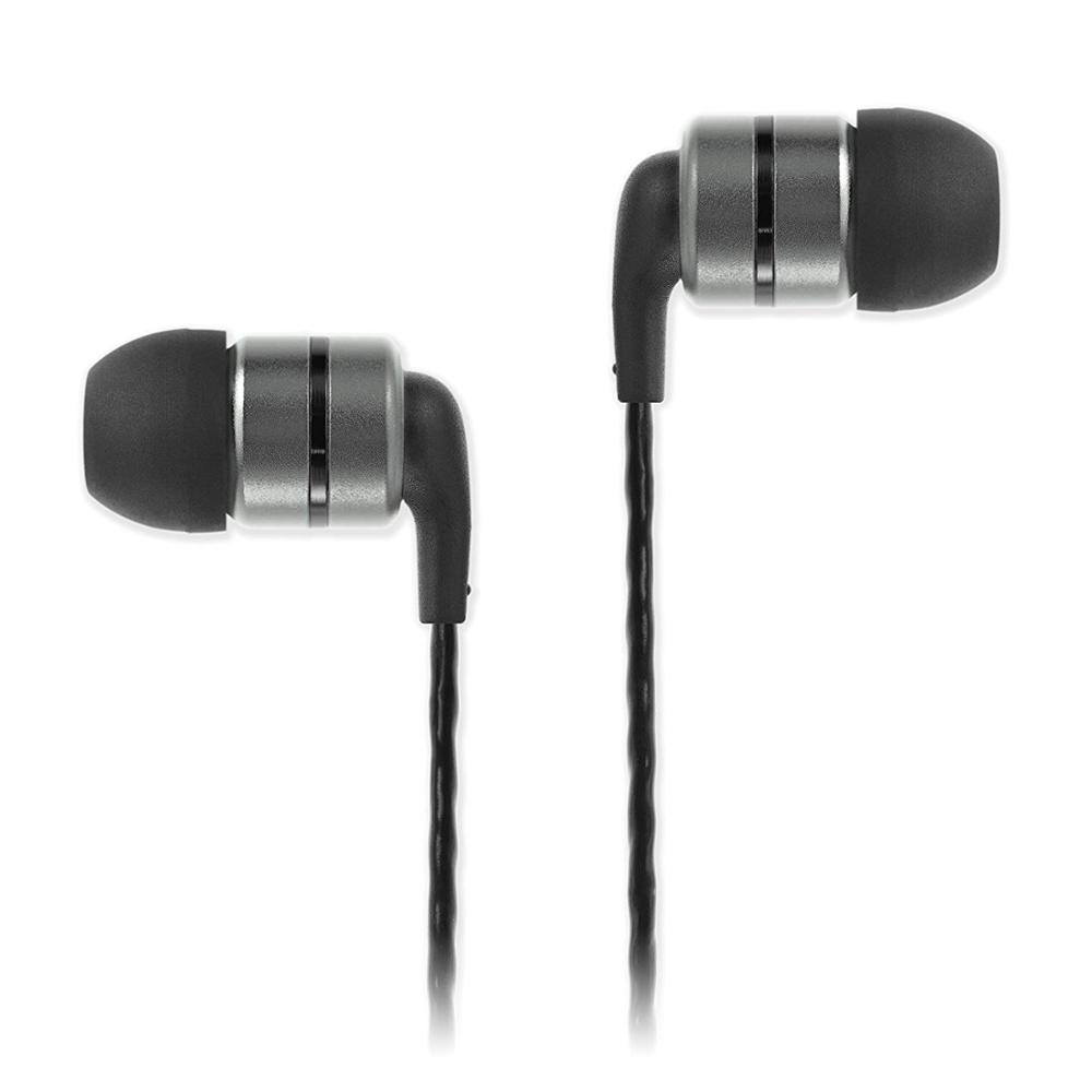SoundMAGIC E80 이어폰 형 이어폰 Apple 및 android와 호환되는 강력한베이스 HiFi 분리 이어폰