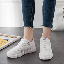 Hot Sale Woman Casual Shoes Breathable Sneakers Women New Arrivals Fashion Mesh Plus Size 36-40 D0051