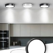 Led Downlights Lamp Led-Lighting-Fixture Surface-Mounted Ceiling-Spot 220V Home 110V