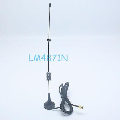 DHL/EMS 20 LOTS Antenna 3G 5dBi GSM UMTS CDMA WCDMA SMA Plug 1.5M Cable For USB Modem Adapter -d2