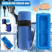 Cooler-Bag Travel-Case Insulin-Pen Diabetic Pouch Medicine Portable Aequeen Pill-Box