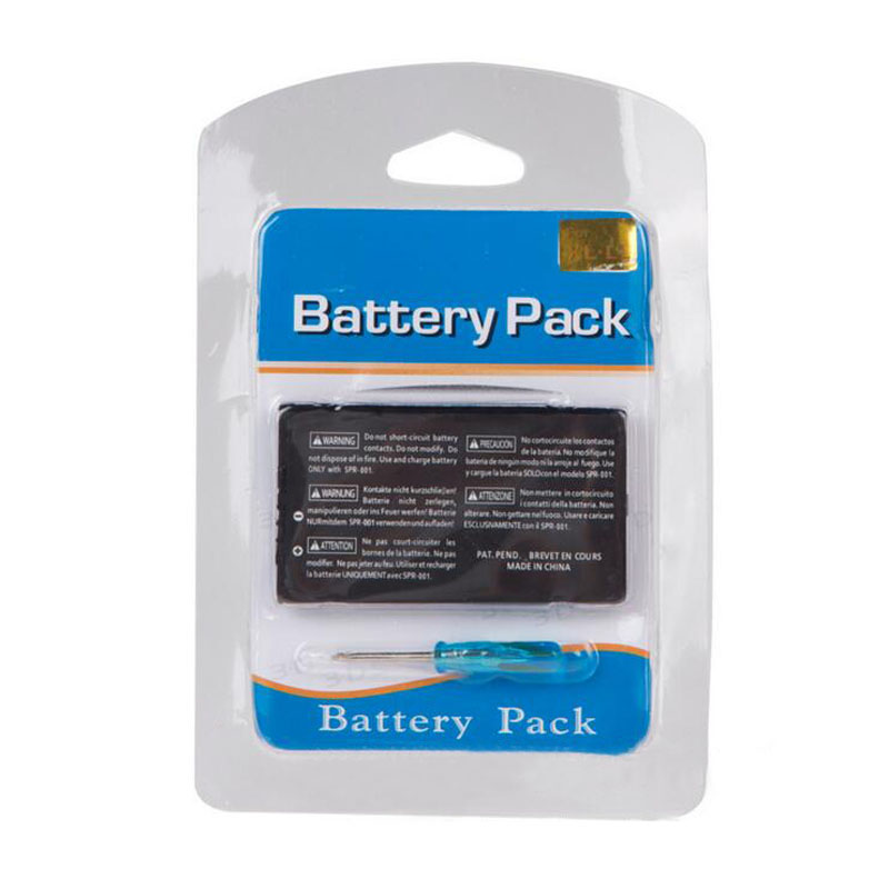 100% New 3.7V 2000mAh Rechargeable <font><b>Battery</b></font> Power <font><b>Pack</b></font> Replacement with tool For Nintendo <font><b>3DS</b></font> LL/XL 3DSXL 3DSLL Game Console image