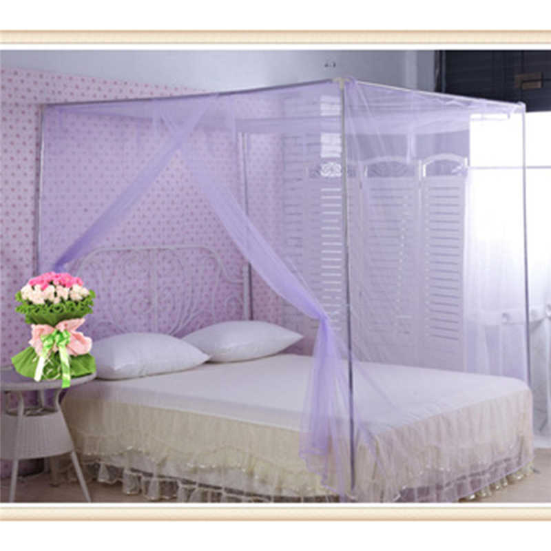 1pc Mosquito Net Fly Repellent Home Summer Bedroom Encryption Nets 1 5 M Bed Student Dormitory Mosquito Nets Party 150x200cm Mosquito Net Aliexpress