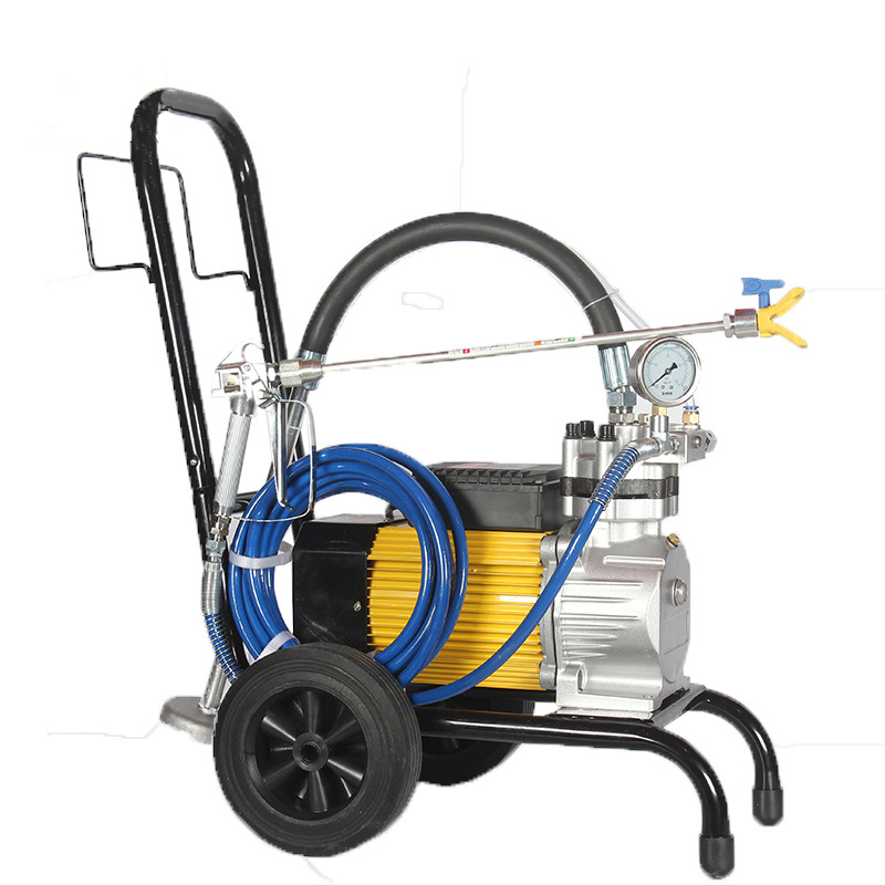 Electric Industrial Mixing Pressure High Sprayer Airless Wall Machine Paint Paint Machine