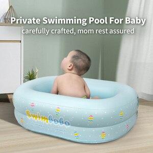 Swimbobo Baby Inflatable Bathi