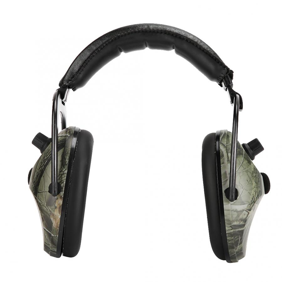 Image 5 - Electronic Tactic Shooting Ear Protection Earmuffs Anti noise Ear Protector NRR 28db Hearing Protector Headphones Soundproof hotEar Protector   -