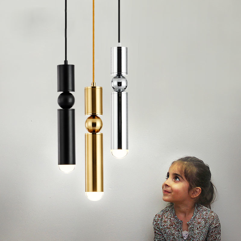 Nordic Industrial Led Chandelier Pendant Light Fixture Home Lighting Modern Ceiling Lamp For Australian Decors Hanging Lamp
