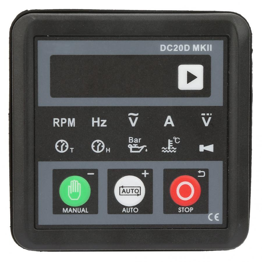 Module-Control-Panel Electronic-Generator-Controller Diesel-Engine for DC20D MKII