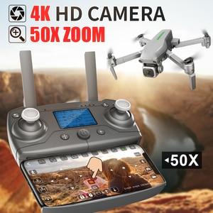 Image 5 - L109 Drone GPS kamera 4K HD 5G WIFI FPV bezszczotkowy silnik składany Selfie drony profesjonalny 1000m długodystansowy RC Quadcopter