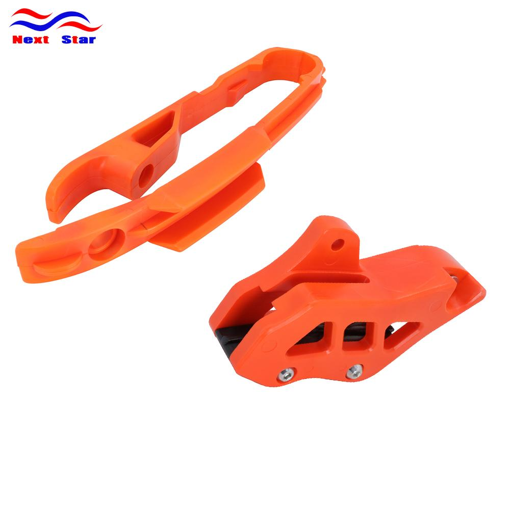 Motorcycles Swingarm Chain Slider + Chain Guide Guard For <font><b>KTM</b></font> SX SXF SX-F 125 150 200 250 <font><b>350</b></font> 450 525 2011 2012 2013 <font><b>2014</b></font> 2015 image