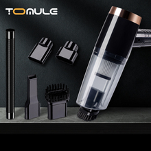 TOMULE Portable Car Vacuum Cleaner Handheld Cordless Vacuum Cleaner Household and Car Dual Use Rechargeable MINI Vacuum Cleaner