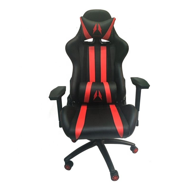 Wholesale Computer Silla Para Gaming Racing Chair For Gamer  Red Massage Pc Computer Racing Gaming Chair