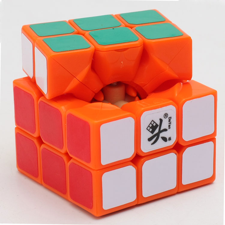 Promo Cheapest Magic Cube puzzle Dayan Guhong 2 V2 57mm 3x3x3 Cubing Speed  Puzzle Cubo Magico Kids Educational Toys 16