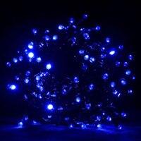 Comparar https://ae01.alicdn.com/kf/H23c4d24d2a0d4050b16c7f958c023d5eF/Hilo de guirnalda decoración festiva 220 230 cordón negro 100 led calle solar azul ip65 .jpg