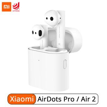 Xiaomi Airdots Pro 2 TWS Bluetooth 5.0 Air 2 Mi True Wireless Earphone Handsfree Earbuds Voice Control LHDC Tap Control Dual MIC