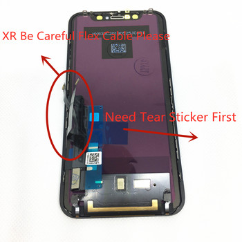 100% Tested LCD Pantalla For iPhone X LCD 10 XS Screen LCD Display Touch Screen Digitizer Assembly For iPhoneX XS Max XR OLED 1