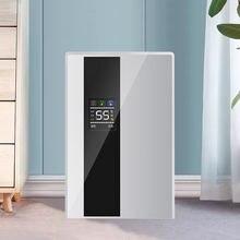 Осушитель воздуха для умного дома большой экран ЖК дисплей автоматический