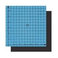Flex Magnetic Two Layer Print Hot Bed Sticker Build Surface Tape For 3D Printer Build Platform Heated Bed Compatible With Creali w Części i akcesoria do drukarek 3D od Komputer i biuro na