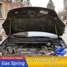 Hidrolik çubuk araba ön kaput kaputu kapağı destek dikme çubukları Honda CRV CR V 2006 2011 3TH sondaj/kaynak