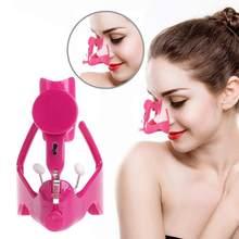 Elektrische Nase Up Shaping Shaper Lifting Brücke Richt Clipper Nase Korrektor Fitness Gesicht Clip Schönheit Nase Werden O6Y9