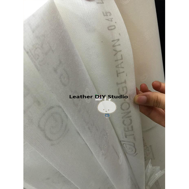 Interlinings Linings Salamander Paper DIY Apparel Sewing  Fabric For Leather Bag Wallet Handmade leathercraft 50x145cm