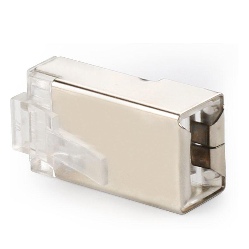 protegido conector rj45 cat5e cat6 crimp ethernet 04