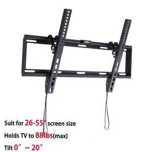 Image 3 - Universal TV Wall Mount Bracket Flat Panel TV Frame for 26 to 55 Inch LCD LED Monitor TV Bracket