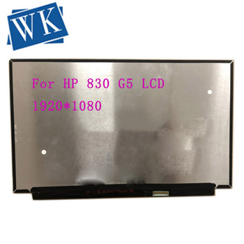 Laptop For HP 830 G5 LCD Screen LED Display IPS FHD 1920X1080 Matrix Panel30pin Replacement  Tested Grade A+