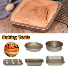 Антипригарная противень для выпечки поднос хлеба торта пудинга