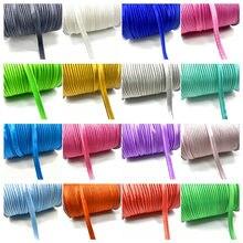 5 jardas 10mm borda de costura fita cabo corda para folhas sofá cortinas roupas vários tecido costura diy artesanato acessórios