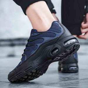 Image 5 - Nova almofada de ar dos homens tênis verão sapatos casuais respirável formadores sapatos kitleler tenis masculino schoenen mannen