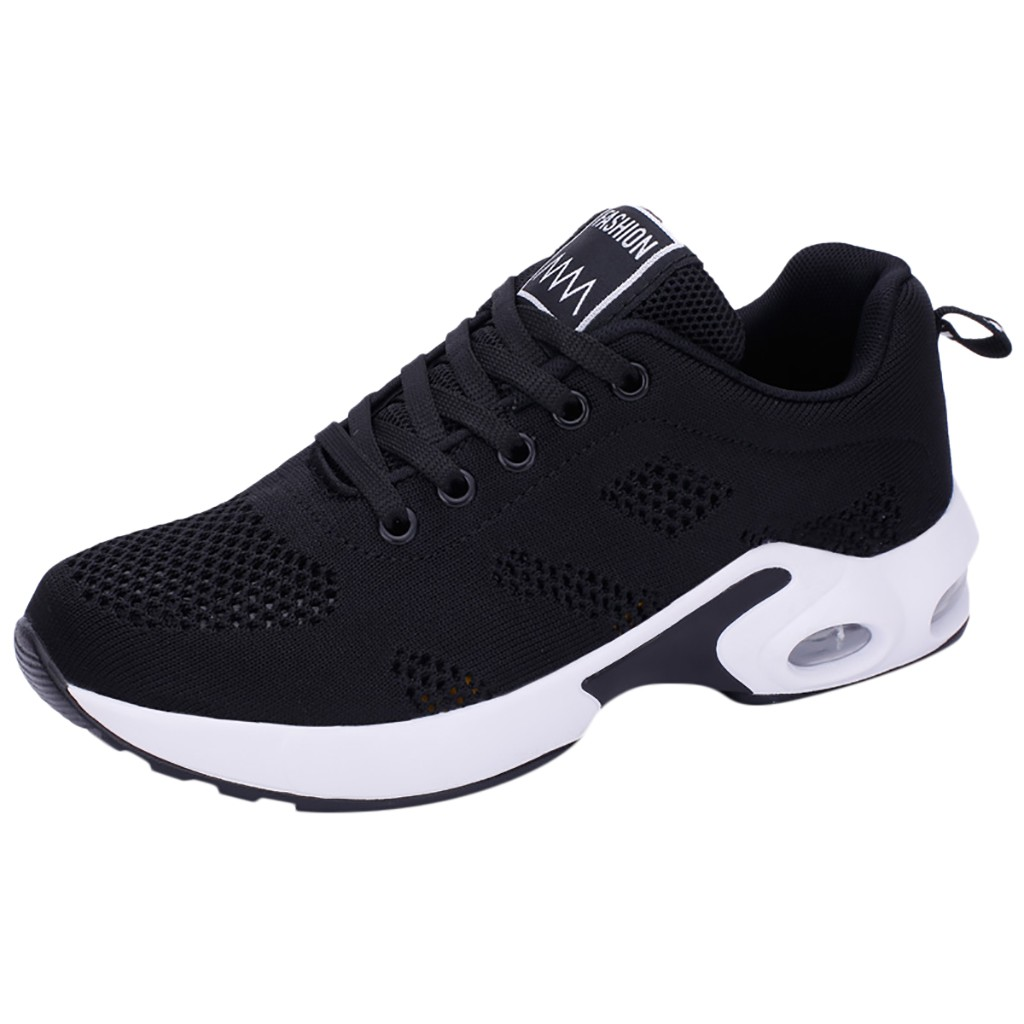 SAGACE Fashion Mesh Sneakers Women Fitness Sport Sneakers Casual Shoes Women Student Shoes Soft Sport Shoes Woman Leisure 2019