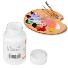 Artistas desenho pigmento polonês acrílico médio brilho gel arte acessórios acrílico médio brilho gel verter tintas acrílicas artistas