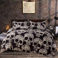 Hot Bedding, Ghost Head, Quilt Cover, Pillowcase, No Sheet Set Queen Duvet Cover Duvet Cover Cotton Duvet Cover duvet set