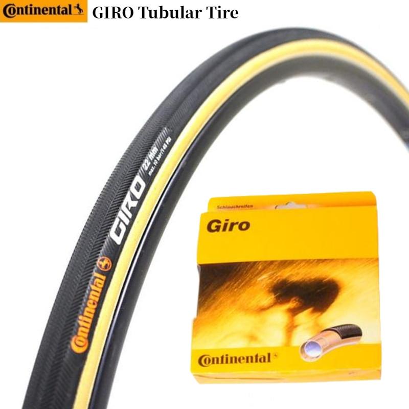 "1 or 2 PAK Continental Giro Tubular Sew Up Bike Tire 700c 28/"" x 22mm 300g Race"