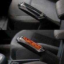 Lcyonger Универсальный Автомобильный ручной тормоз ручка крышки