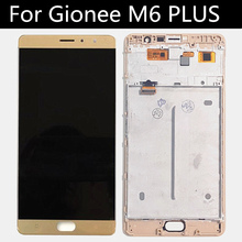 LCD For Gionee M6 PLUS  GN8002S LCD Display+Touch Screen with frame Digitizer Assembly Replacement Accessories все цены