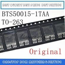 5 uds ~ 20 piezas BTS50015 BTS50015 1TAA TO263 7 gestión de potencia