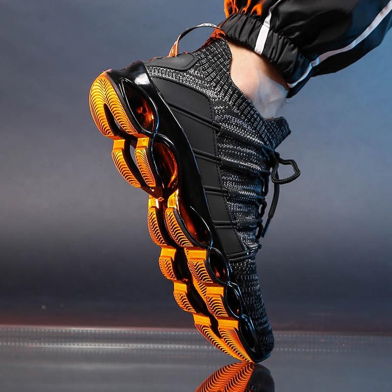 H23c8d48f3f3e4e5b9e084caf4d383f26g New Fishbone Blade Shoes Fashion Sneaker Shoes for Men Plus Size 46 Comfortable Sports Men's Red Shoes Jogging Casual Shoes 48